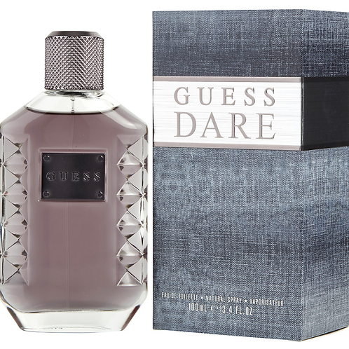 Guess Dare for Men EDT 3.4oz