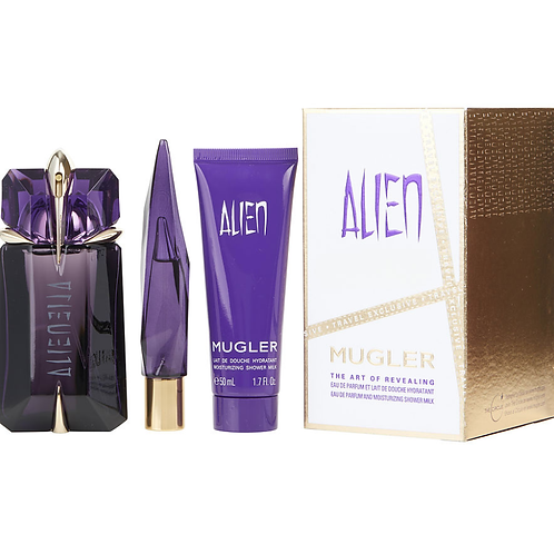 Alien for Women by Thierry Mugler 3pc Gift Set EDP