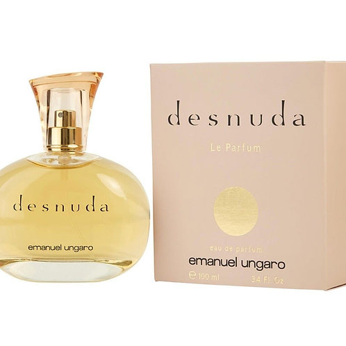 Desnuda Le Parfum for Women by Emanuel Ungaro Eau de Parfum 3.4 OZ