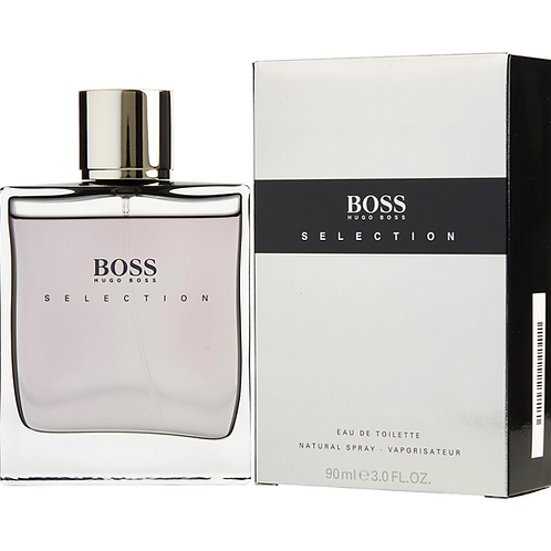 Boss Selection for Men by Hugo Boss EDT 3.0oz