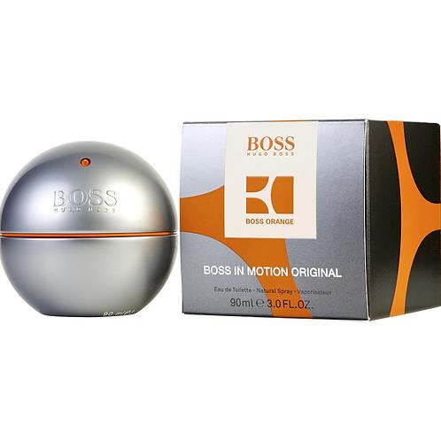 Boss In Motion for Men by Hugo Boss EDT 3.0oz