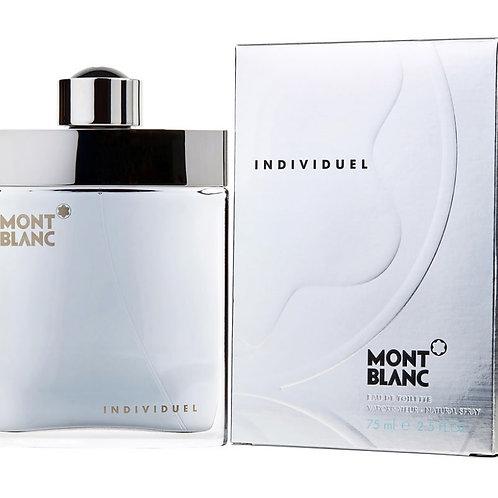 Mont Blanc Individuel for Men EDT 2.5oz