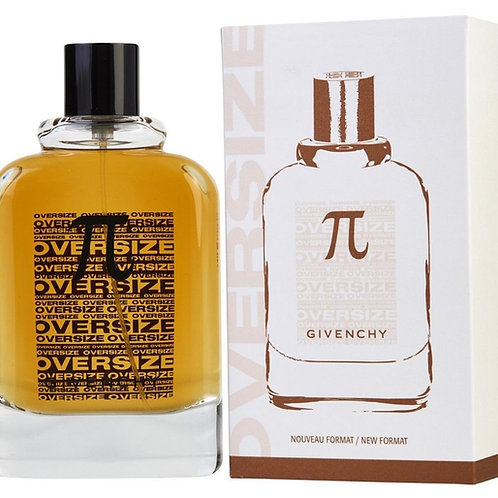 Pi by Givenchy for Men Eau de Toilette 5OZ