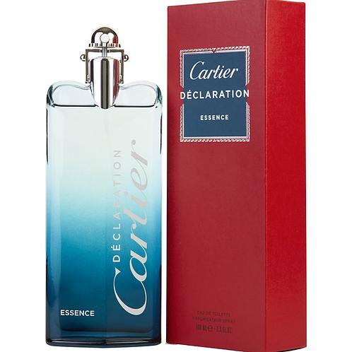 Declaration Essence for Men by Cartier EDT 3.3oz