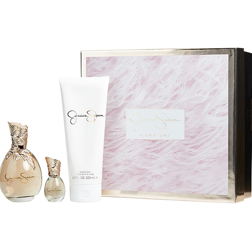 Jessica Simpson Signature 3pc Gift Set EDP 3.4oz