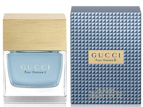 Gucci Pour Homme ll by Gucci Eau de Toilette 3.3 OZ