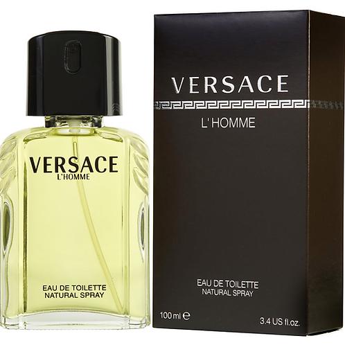 Versace L'Homme for Men EDT 3.4oz
