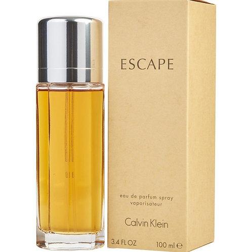 Escape for Womem by Calvin Klein Eau de Parfum 3.4 OZ