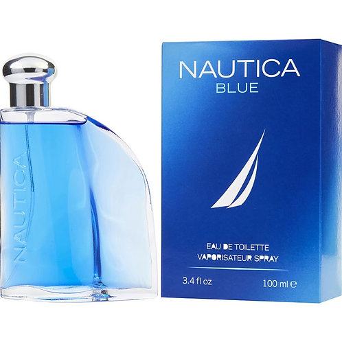 Nautica Blue for Men Eau De Toilette Spray 3.4 oz