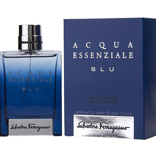 Acqua Essenziale Blu Pour Homme by Ferragamo EDT 3.4oz