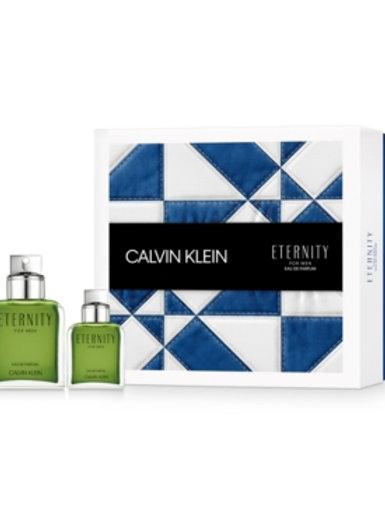 Eternity for Men 2pc Gift Set by Calvin Klein EDP