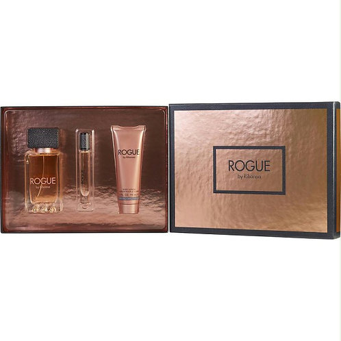 Rogue by Rihanna 3pc Gift Set EDP