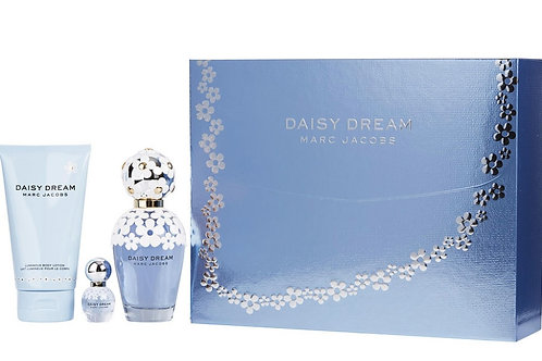 Marc Jacobs Daisy Dream 3pc Gift Set EDT 3.4oz