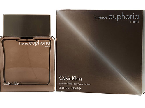 Intense Euphoria for Men by Calvin Klein EDT 3.4oz