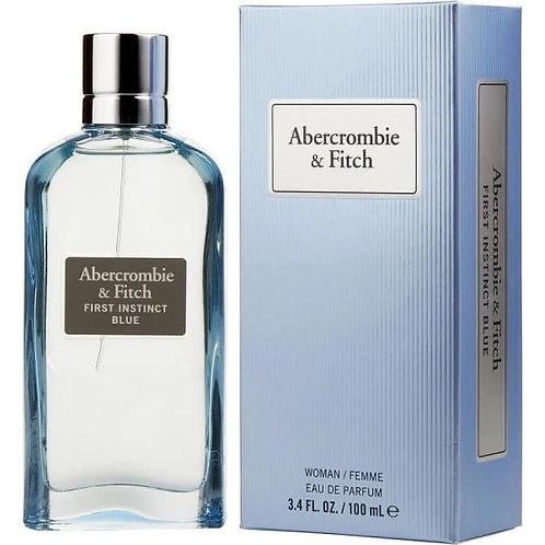 Abercrombie & Fitch First Instinct Blue for Women EDP 3.4 oz