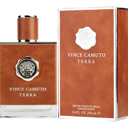 Vince Camuto Terra for Men EDT 3.4oz