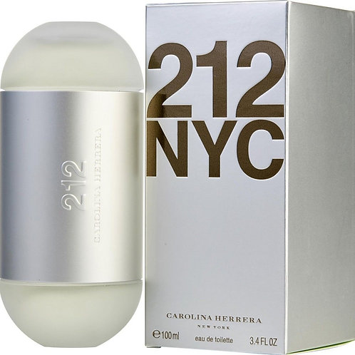 212 NYC for Women by Carolina Herrera Eau de Toilette 3.4OZ