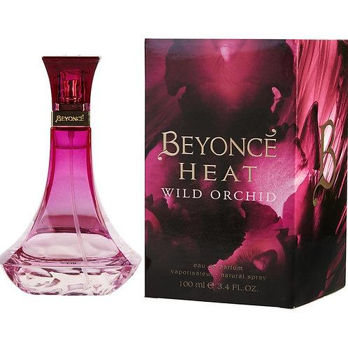 Beyonce Heat Wild Orchid for Women Eau De Parfum Spray 3.4 oz