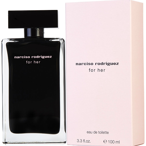 Narciso Rodriguez for Her Eau de Toilette 3.3oz