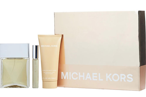 Michael Kors for Women 3 Piece Gift Set EDP