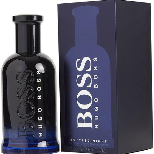 Boss Bottled Night for Men by Hugo Boss EDT 6.7oz