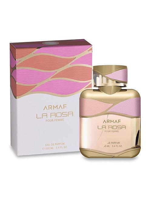 Armaf La Rosa Eau De Parfum Spray 3.4 oz
