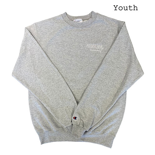Champions Youth Crewneck