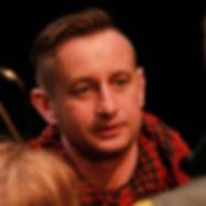 Serhiy Zhadan - photo Waldemart Klyuzko.