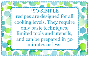 FoodWonderful So Simple Recipes