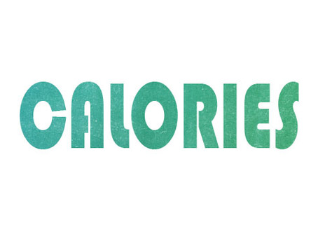 The Calorie Count