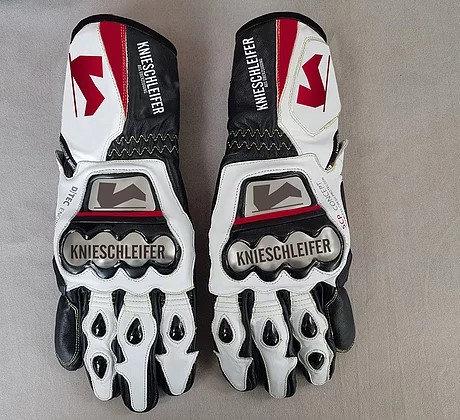 Knieschleifer Handschuhe mit Markenname