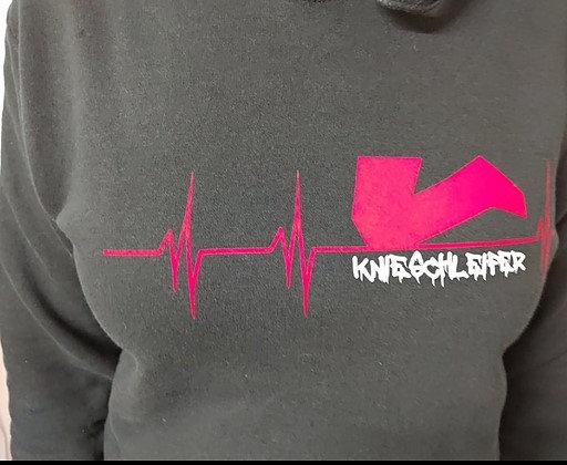 Pullover mit Kniepuls