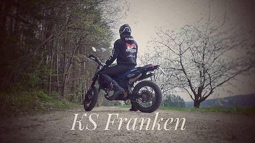 Franken Zipper Deluxe