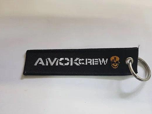 AmokCrew Schlüsselanhänger