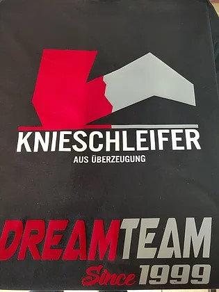 Dreamteam T-Shirt 2 Stück mit Duallogo. Es zeigt jedem, das ihr ein Team seid