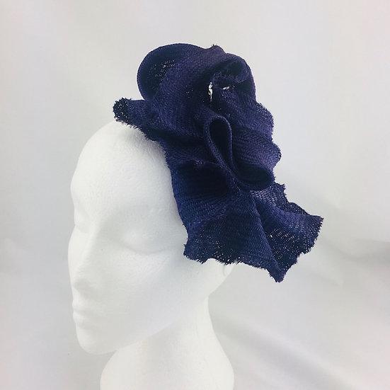 Blue Ink Headpiece