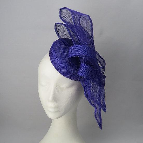 Purple Points - Purple Headpiece