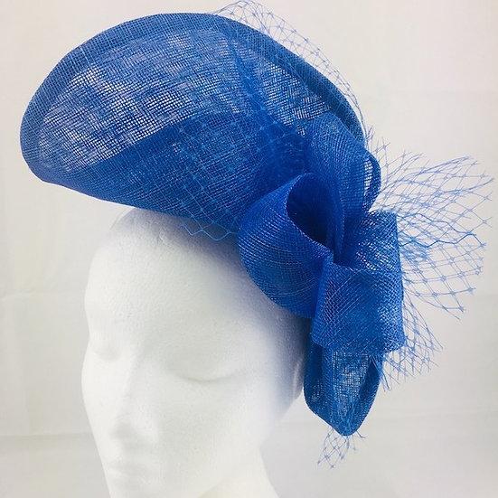 Buloke Sky - Sky Blue Headpiece