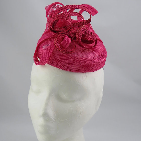 Let's Party - Pink button hat