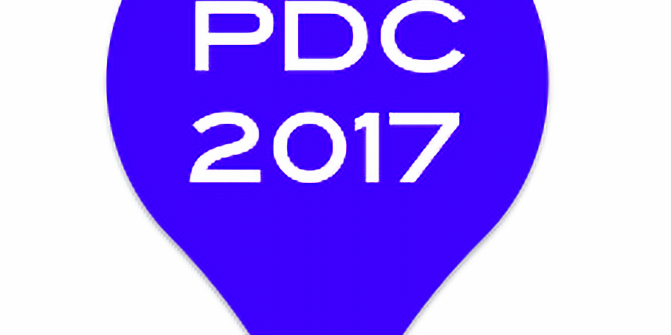 PDC2017 CONFERENCE PASS