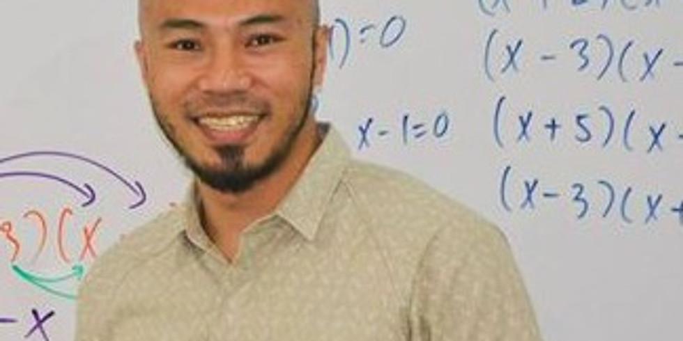 E003 2-Day Master Class on World Class Mathematics Approach - Singapore Style