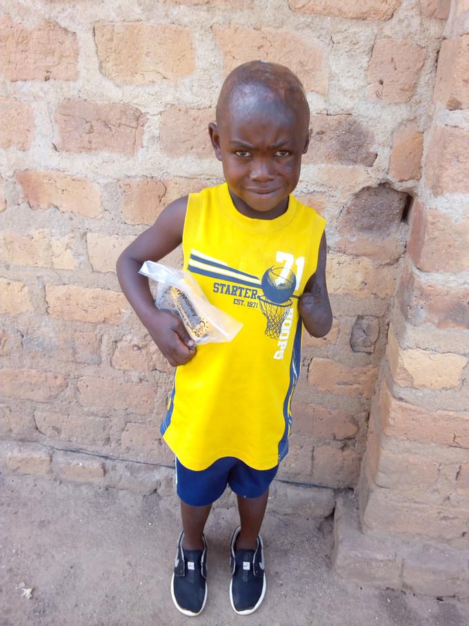 Solar Light Saves Lives in off-grid areas of Uganda