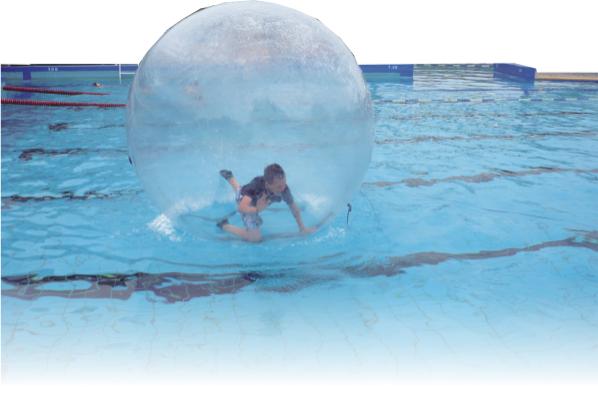 Kule wodne z basenem