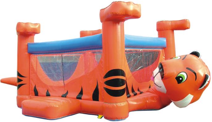 Zamko-basen Tygrysek z piłeczkami
