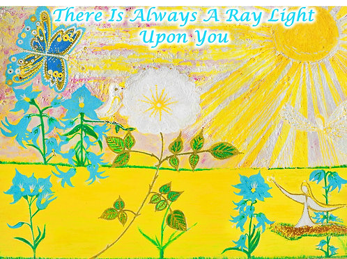 There is always a ray of Light