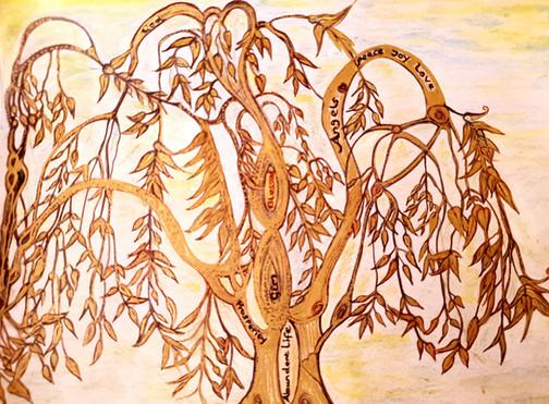 Divine Tree of Life