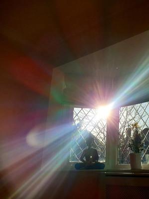 Christ Light 2