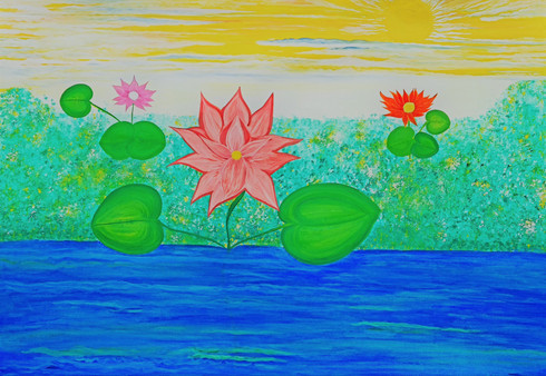 Awakening of The Lotus Flower.jpg