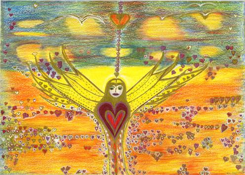 Angel of Love & Healing
