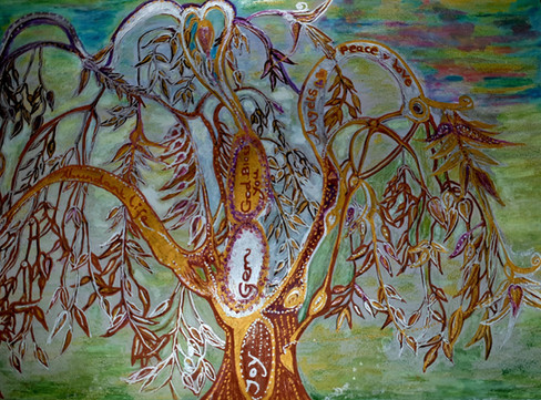 Gem's Divine Tree of Life